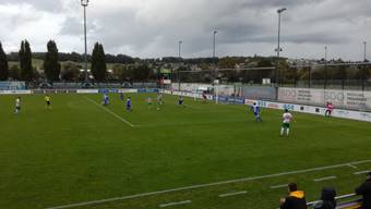 Der FC Wohlen verliert zu Hause gegen den FC Red Star mit 3:4.