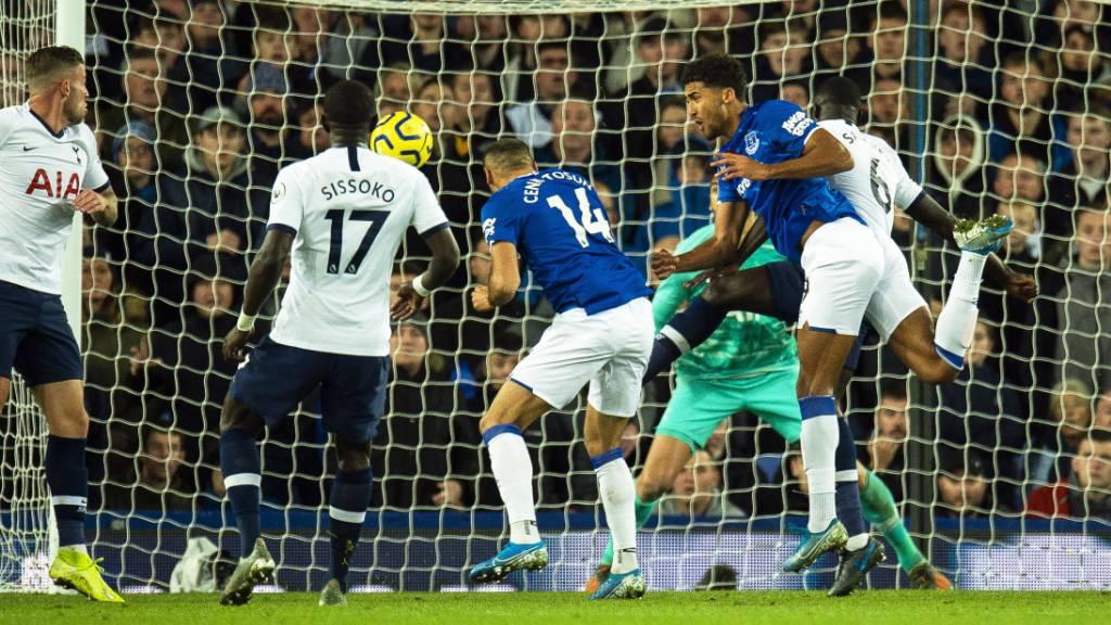 Tottenham kassiert gegen Everton späten Ausgleich