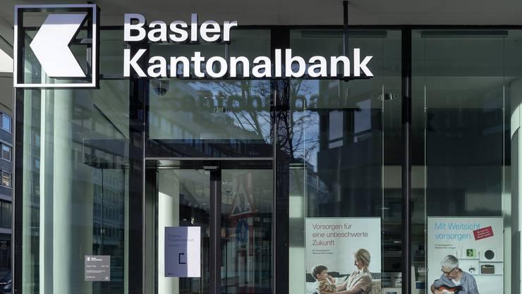 Der Basler Kantonalbank wird vorgeworfen, im Zusammenhang mit dem Anlagebetrug der ASE Investment Bankengesetze verletzt zu haben. (Archiv)