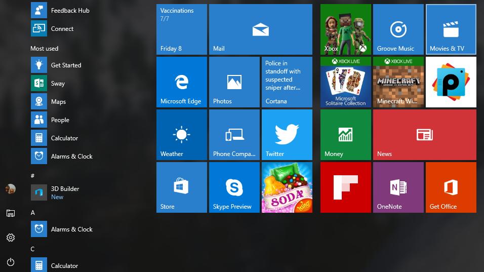 Vernetzt: Windows 10 neu mit Sprachassistentin Cortana