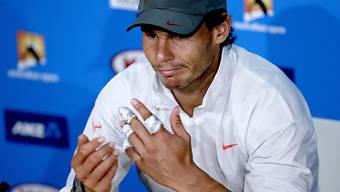 Rafael Nadal hat seine Rückenprobleme auskuriert