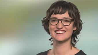 """""""Die Gleichstellung zwischen Mann und Frau gerade im Lohnbereich ist noch lange nicht erreicht"""", sagt Viviane Hösli."""