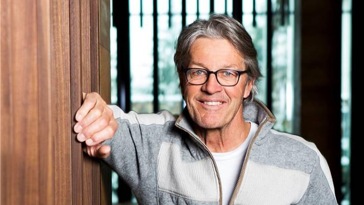 Bernhard Russi (68) ist auch lange nach seiner Karriere als Skiprofi schweizweit bekannt.