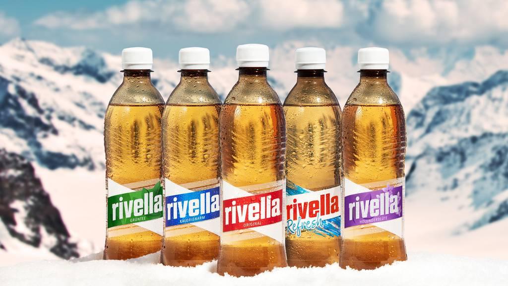 In der Migros gibt es wieder Rivella «Refresh»