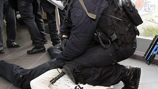 Polizeiverband möchte ein Bekenntnis des Bundes zur Polizeiarbeit