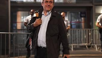 Michel Platini hat gegen die Fifa-Sperre alle gerichtlichen Instanzen ausgeschöpft. (Archivbild)