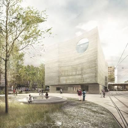 Der Zolli will ein Ozeanium bauen: Das Projekt «Seacliff» hat den Architekturwettbewerb gewonnen.
