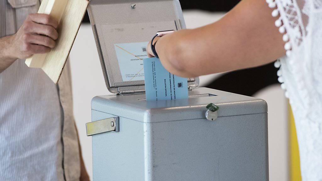 Kommunen sollen die Macht erhalten, auf Bundesebene das Referendum ergreifen zu können. Das fordert die Spitze des Gemeindeverbands. (Themenbild)