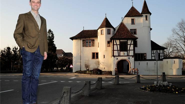 Die Gemeinde Pratteln – hier das Schloss – muss bei der Stellenaufstockung nochmals einen Anlauf nehmen.