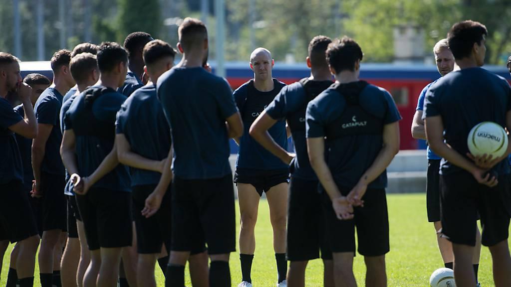 Trainerwechsel in Chiasso: Lupi für Maccoppi
