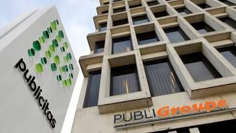 Die Publicitas ist eine Tochterfirma der PubliGroupe (Archiv)