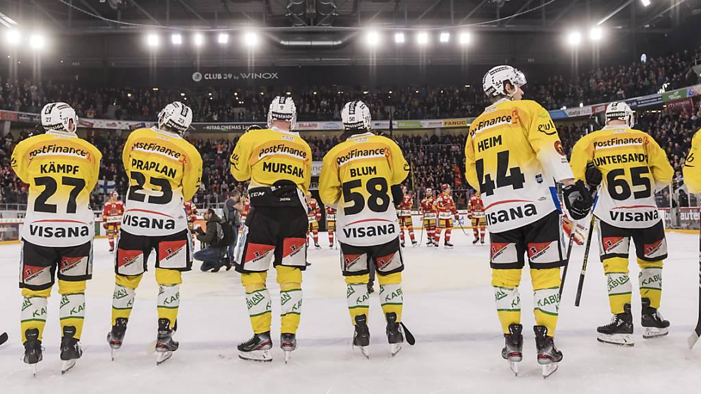 SC Bern verpflichtet Schweden Brithen