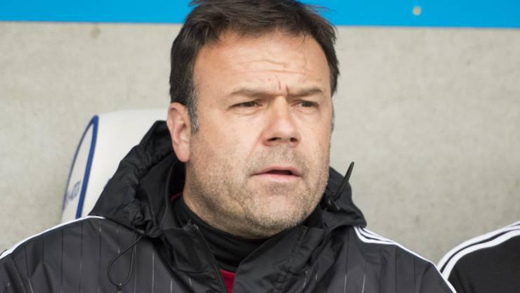 Patrick Rahmen übernimmt nächste Saison den FC Aarau