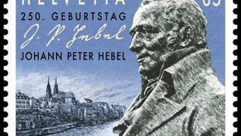 Briefmarken Johann Peter Hebel