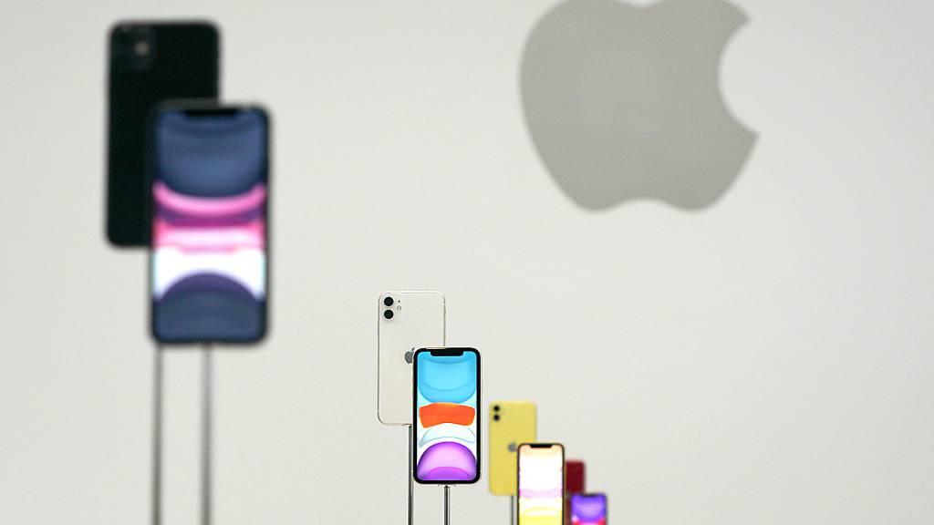 Apple lässt Kaufbeschränkung bei iPhones wieder fallen