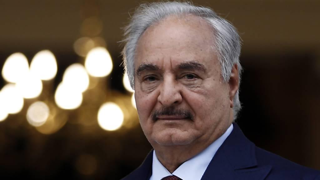 Emirate: Impulse für sofortige Waffenruhe in Libyen