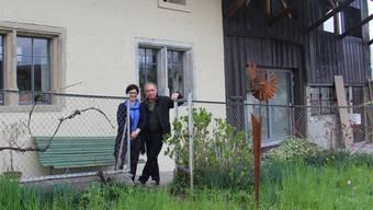 350-jähriges Haus in Windisch