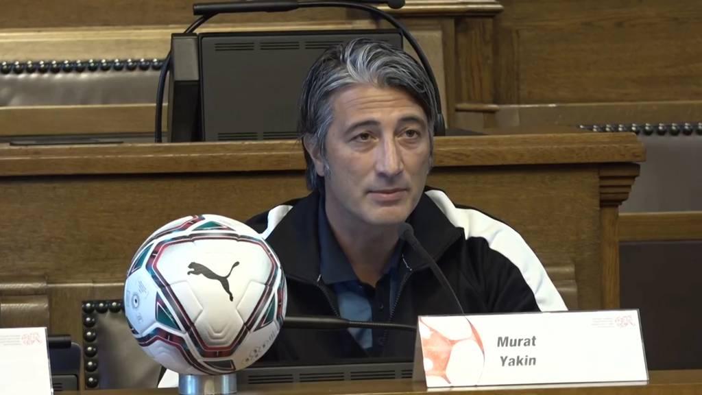Mit Neuling Cédric Zesiger: Das ist Murat Yakins erstes Nati-Aufgebot