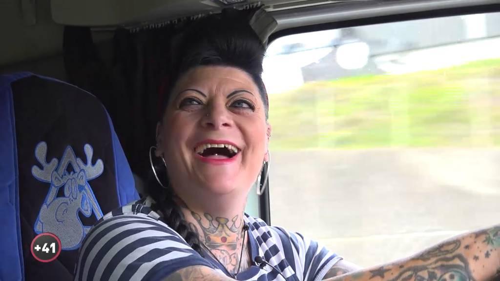 Mit Tolle, Truck und Tattoos