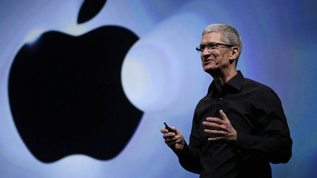 Will die zahlkräftige Kundschaft in China nicht verärgern: Apple-Chef Tim Cook (Archiv)
