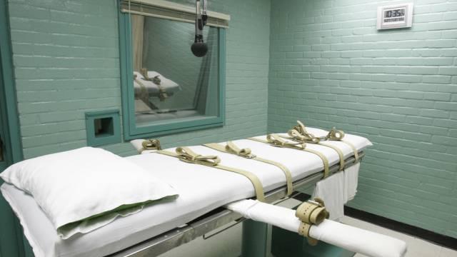 Todeszelle im Gefängnis in Huntsville im US-Bundesstaat Texas