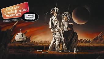 Plakate der Stop-Aids-Kampagnen