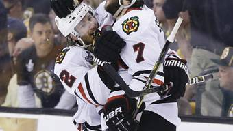 Chicagos Comeback im Stanley-Cup-Final