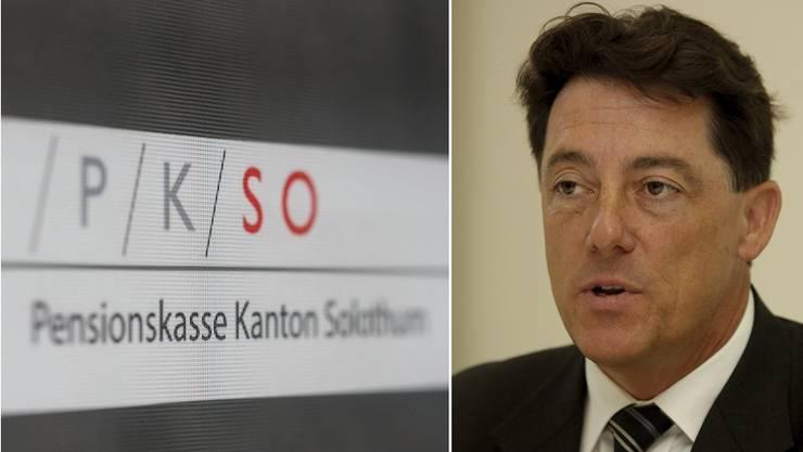 Die Lohnerhöhung des Pensionskassen-Direktors ist umstritten