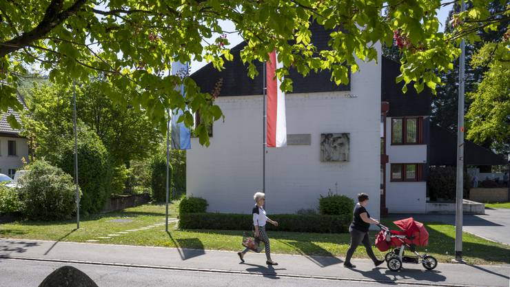 Das Gemeindehaus Würenlingen