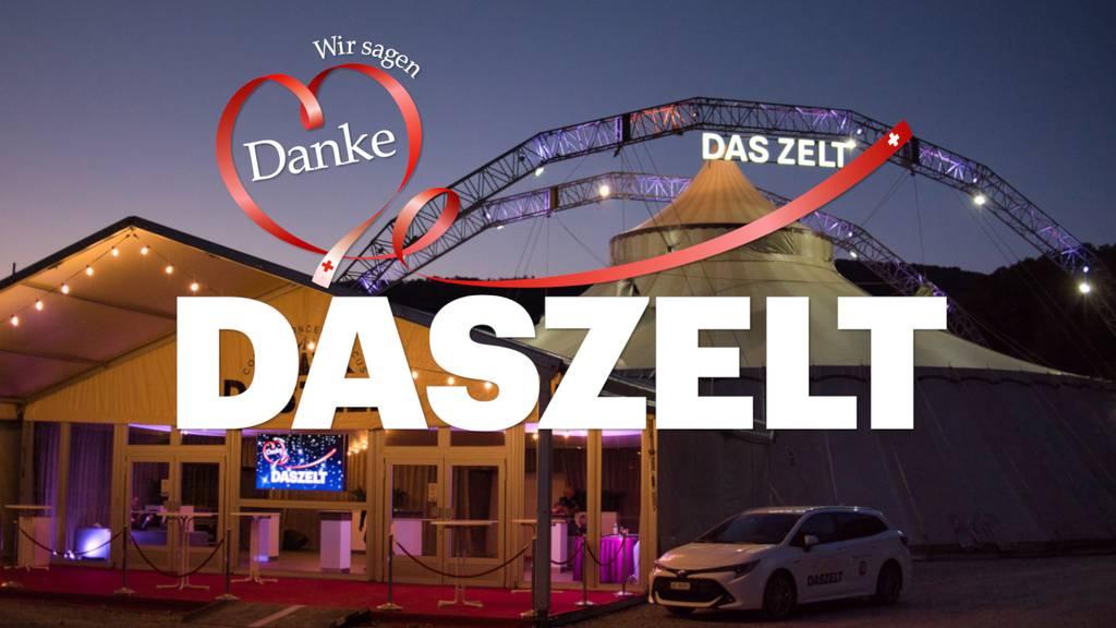 Jetzt online: «Wir sagen Danke - Die TV-Gala»