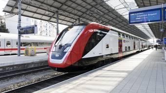 Unterwegs im neuen Fernverkehrs-Doppelstockzug