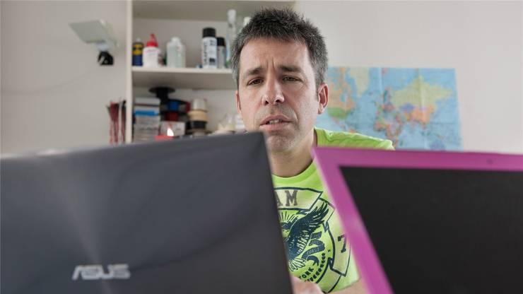 Urs Gaudenz ist Hochschuldozent und Betreiber des Biohacking-Laors GaudiLabs.