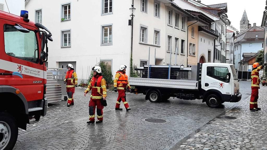 Feuerwehrleute im Dauereinsatz: Wir haben gefragt, wie es ihnen geht