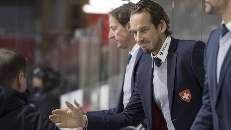Fischer ist derzeit Eishockey-Nationaltrainer.