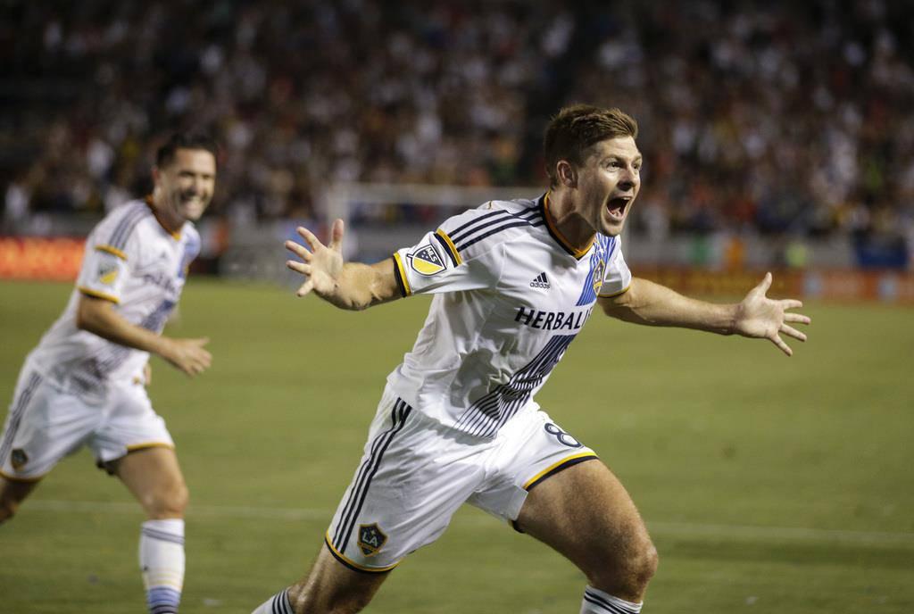 Seit dem 1.Juli 2015 stand er in der Major League Soccer unter Vertrag. (© Keystone)