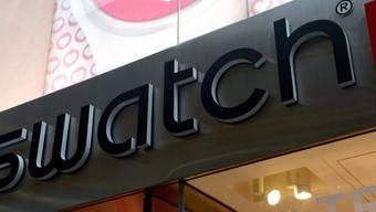 Swatch-Laden in New York (Archiv)