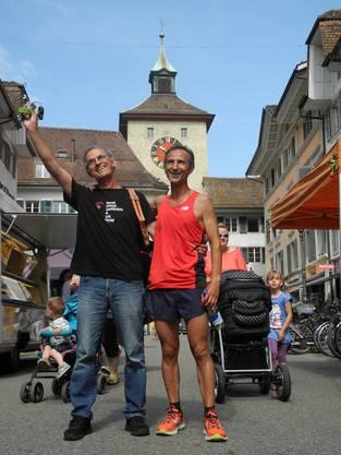 Solothurn finden beide sehr schön