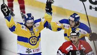 Spengler Cup: HC Davos - Team Canada