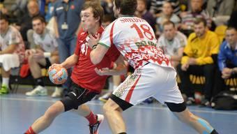 Schweizer Handballer unter der neuen Ära Brack