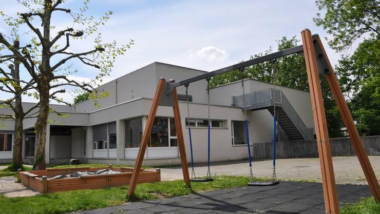 Der Kindergarten Föhrenwäldli wird definitiv erweitert.