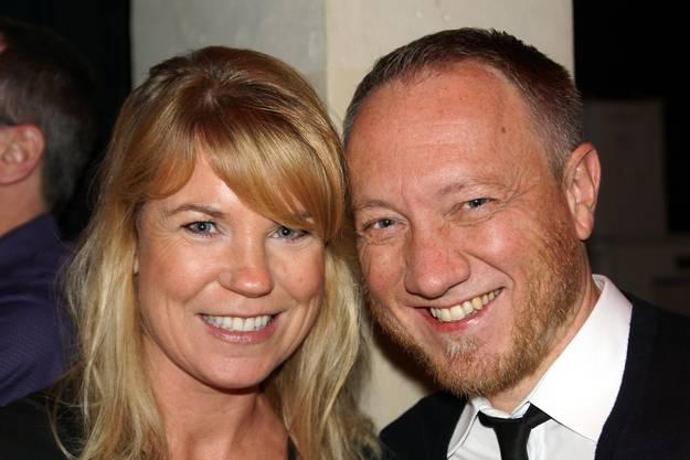 'Just for fun' an der Midlife Party - Lotta Widmer aus Hausen und Jean-Pierre Zünd aus Baden