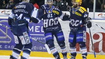 Am Ende jubelte doch der HC La Chaux-de-Fonds. Der HCC gewann nach 0:2-Rückstand bis zur 42. Minute dank vier Powerplay-Toren hintereinander gegen die EVZ Academy mit 5:3.