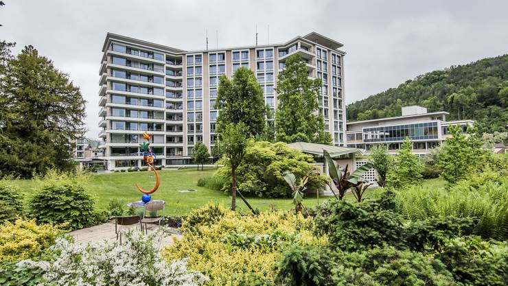 Kantonsspital Baselland Standort Liestal. (Archiv)