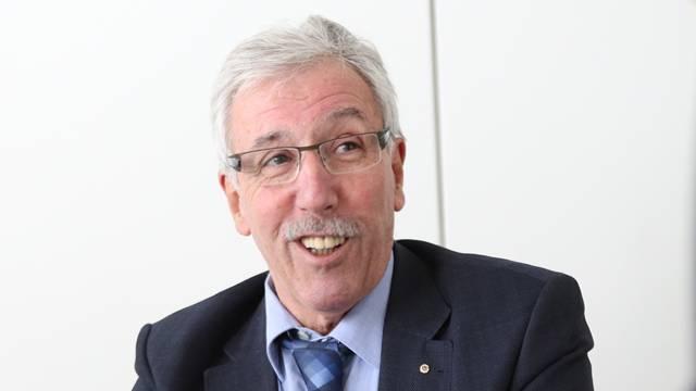Roland Borer sitzt seit 1991 im Nationalrat. 2015 tritt er erneut an. Weil er angeschlagen ist, nahm er nicht an der Versammlung teil.