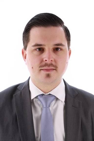 Florian Schneider, Mediensprecher der Kantonspolizei St.Gallen, klärt über das Verhalten bei Unfällen auf. (Bild: zVg)