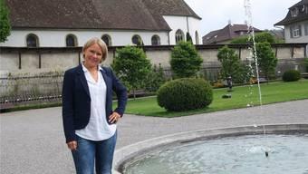Lis Lüthi, seit Dezember Geschäftsführerin des Regionalverbands Suhrental in Schöftland.