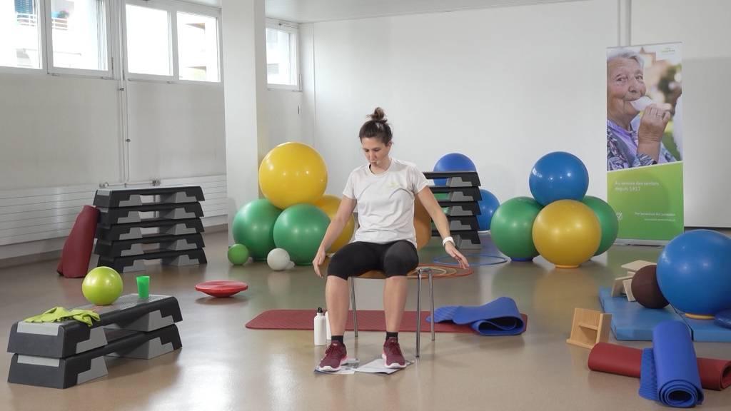 «Gymnastik im Wohnzimmer» vom 28. Juli 2021