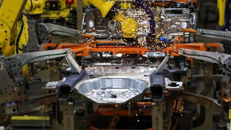 Der US-Autobauer will in Europa sechs Fabriken schliessen. (Archivbild)
