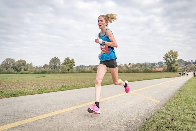 Martina Strähl will 2021 wieder voll angreifen und sich für die Olympischen Spiele in Tokio qualifizieren.