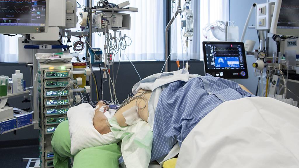 Zunehmend Nicht-Geimpfte auf den Intensivstationen – Ärzte schlagen Alarm